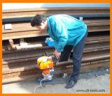TCT Rail cortador com Weldon Shank (DRTX)