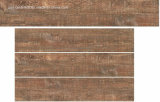 Mattonelle di legno della parete delle mattonelle di pavimento edificio della Cina delle mattonelle