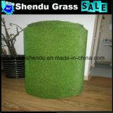 庭のための25mmの合成物質の草を支持する二重レベル