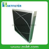 Filter van de Lucht van het Schuim van de Koolstof van het Frame van het aluminium de Pre