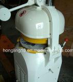 Semi-automático de la pasta Divdier y Rounder Máquina en equipo para hornear