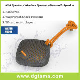 Handsfree ao ar livre chuveiro sem fio impermeável do altofalante 3W da sução de Bluetooth do mini
