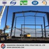 Construction mobile de bâti en métal pour l'atelier
