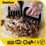 Шредер мяса вилок укротителя мяса BBQ царапает когти мяса лапки медведя курильщицы решетки