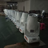 白いボディ330Wビームか点または洗浄LED移動ヘッドMithra