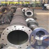 La producción de cromo de 4140 External plateado afiló con piedra el tubo