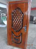 Portelli di entrata d'acciaio decorativi di vendite del portello superiore dell'India