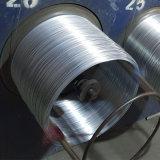 電流を通された鋼線18# 1.2mm