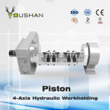 Pistão 4-Axis Workholding hidráulico