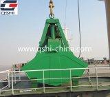 A parte superior hidráulica do fabricante de China luta para o guindaste da plataforma