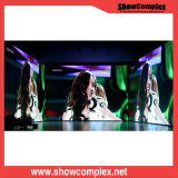 P3.91 Exibição de palco Display LED Tela LED ultra fina