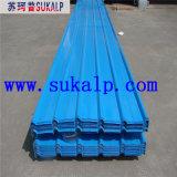 1025mm Prepainted bobina de aço ondulada