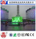 Alta calidad al aire libre P8 que hace publicidad de la pantalla a todo color de la pantalla del LED impermeable