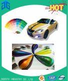 차 수선을%s 색깔 페인트를 적용하게 쉬운