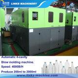 máquina de sopro da garrafa de água plástica do animal de estimação 4000bph