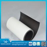 Papel del desbloquear del rodillo y de la superficie o PVC de los imanes flexibles de goma
