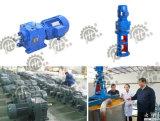Reductor de velocidad helicoidal del motor eléctrico del engranaje de la serie de la hora