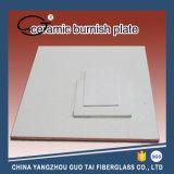 Placa de la fibra de cerámica del aislante de calor