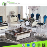 Insieme di marmo della Tabella pranzante del fornitore di disegno moderno della mobilia cinese dell'hotel