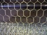 Schwerer Typ galvanisierter sechseckiger Draht-Filetarbeits-Huhn-Draht für Gabion