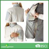 Куртка ватки горячего типа способа обслуживания OEM сбывания теплая
