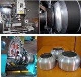 Máquina de aparar de grânulos de alumínio de chaleira de alumínio