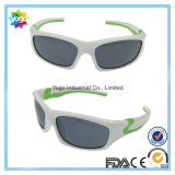 Doppia occhiali da sole di golf di sport più poco costosi colorati iniezione di nylon