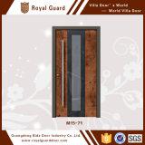 Горячая дверь комнаты кровати двери входа двери металла сбывания конструирует парадный вход дома