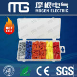 Mg-300 PCS Ensemble de noix de fil assorti de haute qualité