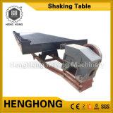 테이블 농도 테이블을 동요하는 금 세척 장비