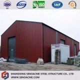 Magazzino Pre-Costruito/costruzione della struttura d'acciaio da vendere