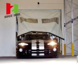 Schnelles Belüftung-Gewebe-Self-Repairing Hochgeschwindigkeits rollen oben Rollen-Blendenverschluss-Lager-Tür (Hz-FC45)