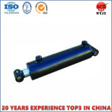 Cilindro hidráulico cromado de Rod de pistão para a maquinaria de cultivo