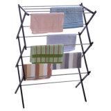 Portátil Folding Clothes Dryer Rack Rack de secagem de lavanderia para toalha Jp-Cr404