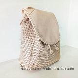 昇進のPU女性レーザーのバックパックの女性の買物をするバックパック袋(NMDK-041802)