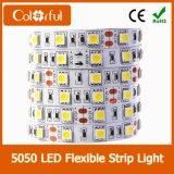 Fabrik liefern direkt flexibles SMD5050 DC12V LED Streifen-Licht