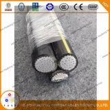 Cable de gota de aluminio del servicio de Emory 500 Mcm