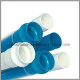 160-400 ligne chaîne d'extrusion de pipe de PVC de Jumeau-Vis de millimètre de production de pipe de /PVC d'extrudeuse de pipe de /CPVC