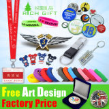 Customized China Wholesale Fashion Business Promotion Novelties Natal / Casamento / Aniversário / PVC / Keychain / Plastic / Tourist / Metal Gift Souvenir para item promocional