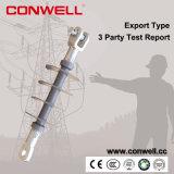 Linea elettrica di ceramica elettrica standard di IEC isolanti