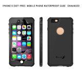 Impermeable Protecciones Completas TPU Estuche / Funda para iPhone 6