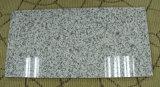 G655 lastra poco costosa bianca del granito del granito G655