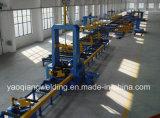 CNC van de Scherpe Machine van het Gas van het plasma de Vlam van de Plaat van het Staal