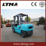 Marca de fábrica de Ltma especificación diesel de la carretilla elevadora de 3 toneladas con el mejor precio