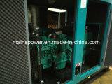 100kVA 80kw Cumminsの無声防音のディーゼル発電機ATS