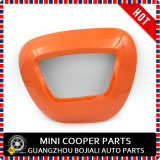 Tampa Head-up do indicador da cor alaranjada para Mini Cooper toda a série (1PC/Set)