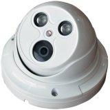 2.0 mega píxeles de cámara domo IP de metal con distancia IR 40-50m