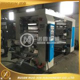 Quatre couleurs OPP / Pet / PE Film / Paper Flexographic Printing Machine