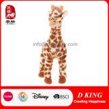 Cer-anerkannte weiche Gefühls-angefülltes Tier-Plüsch-Spielzeug-Giraffe