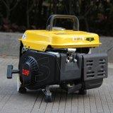 Generatore approvato della benzina del Portable 950 di prezzi di fabbrica 650W di Soncap del Ce del bisonte (Cina) BS950A piccolo per l'esportazione